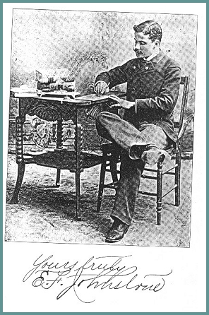 Dr. E. F. Johnstone and Published Poet