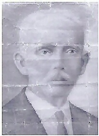My Great Great Grandfather - Julio Oxholm (De Leon)
